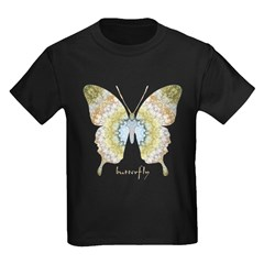 Haven Pastel Butterfly T