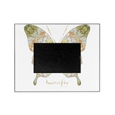 Haven Pastel Butterfly Picture Frame