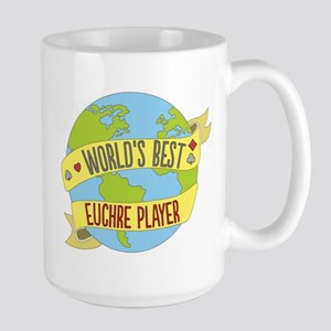 World's Best Euchre Player Mugs