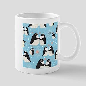 Cute Penguins Mugs