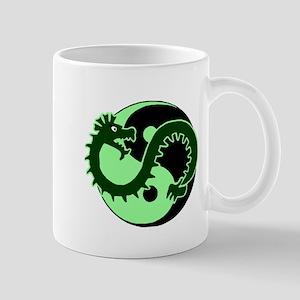 Yin Yang Protector 4 Mug