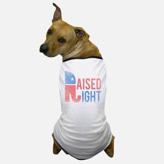 Raised Right Vintage Dog T-Shirt