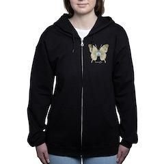 Haven Butterfly Women's Zip Hoodie