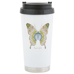 Haven Butterfly Stainless Steel Travel Mug