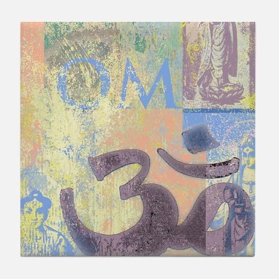 Omartfin.png Tile Coaster