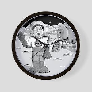 MoonMan Wall Clock
