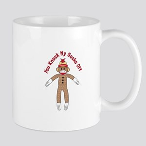 Knock Socks Off Mugs