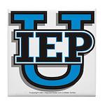 IEP U Tile Coaster