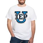 IEP U White T-Shirt