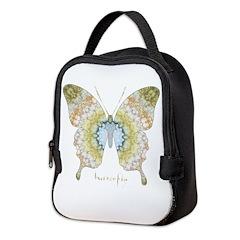 Haven Butterfly Neoprene Lunch Bag