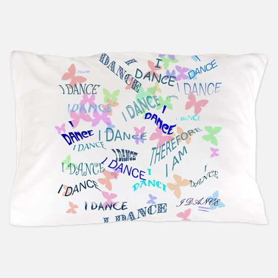 Dancing with butterflies Pillow Case