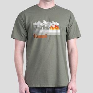 f0f8fee7 Hawaiian Sunset Men's T-Shirts - CafePress