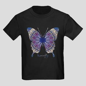 Insomnia Purple Butterfly T-Shirt