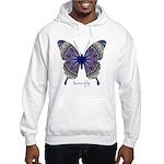 Insomnia Butterfly Hooded Sweatshirt