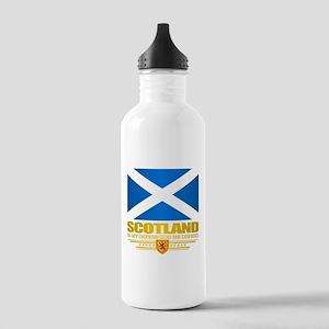 Flag of Scotland Water Bottle