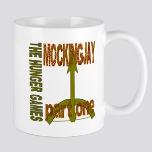 The Hunger Games Mockingjay Part One Mugs