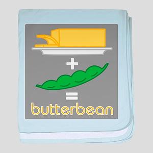 Butterbean baby blanket