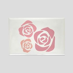 Lovely Roses Magnets
