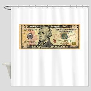 $10 Shower Curtain Shower Curtain