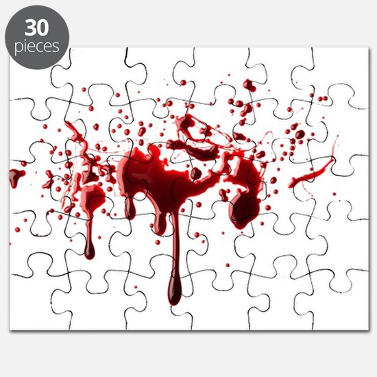 blood spatter 3 Puzzle