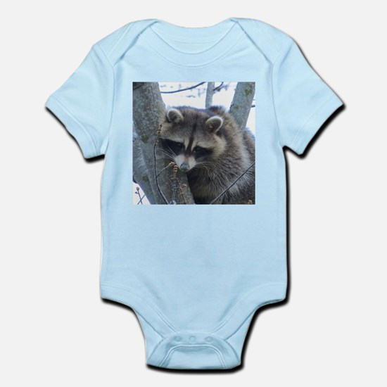 Raccoon Body Suit