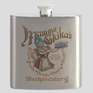 Mamma Gkika Flask