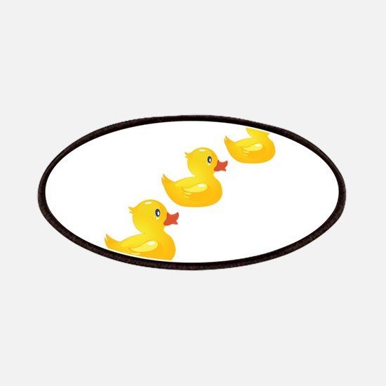 Cute Ducklings Patches