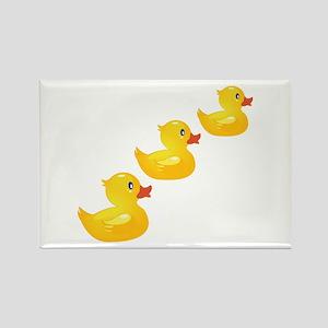 Cute Ducklings Magnets