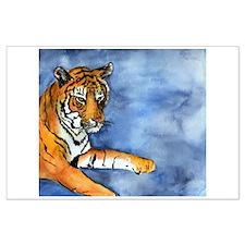 Bengal Tiger Art Posters