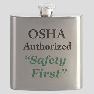 OSHA Safe Flask