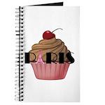 Paris Cupcake Journal