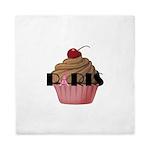 Paris Cupcake Queen Duvet