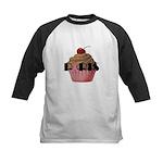 Paris Cupcake Baseball Jersey