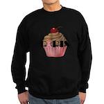 Paris Cupcake Sweatshirt