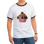 Paris Cupcake T-Shirt