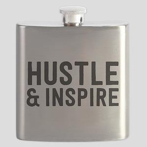 Hustle & Inspire Flask