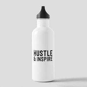 Hustle & Inspire Water Bottle