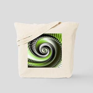 Intervolve Lime Tote Bag