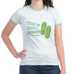 This Is How I Stroll Jr. Ringer T-Shirt
