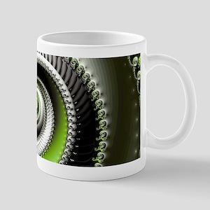 Intervolve Lime Mugs