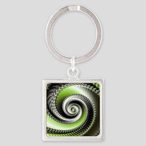 Intervolve Lime Keychains