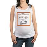 tennis Maternity Tank Top