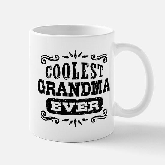 Coolest Grandma Ever Mug