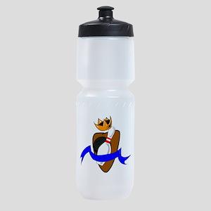 Kingpin Bowling Sports Bottle