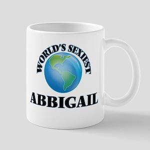 World's Sexiest Abbigail Mugs