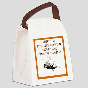 scuba diving Canvas Lunch Bag