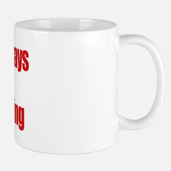 Hank Home Run Mug