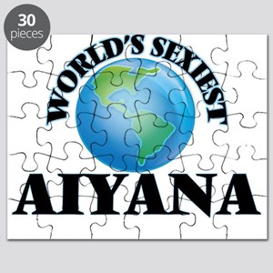 World's Sexiest Aiyana Puzzle