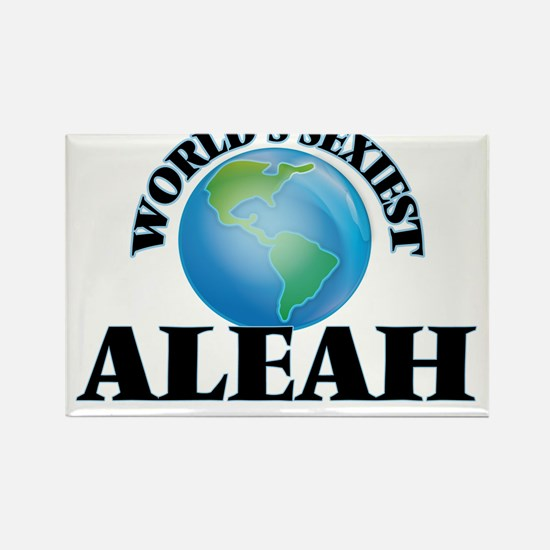 World's Sexiest Aleah Magnets