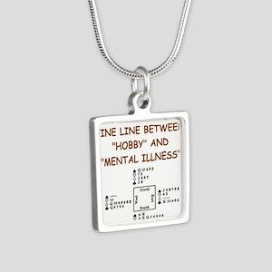 duplicate bridge Necklaces